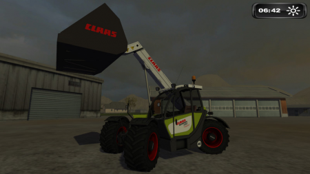 Claas Scorpion 7040 VariPower V 2.1
