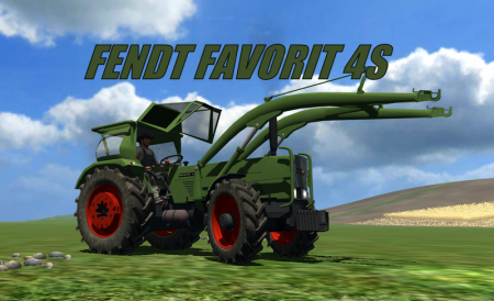 Fendt Favorit 4s Klink Loader V 1.1