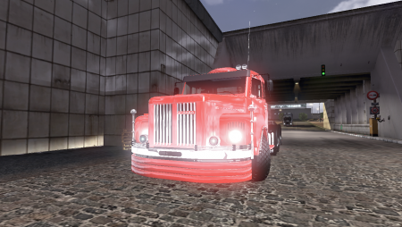 SCANIA 111 BETA By AD&A Reis