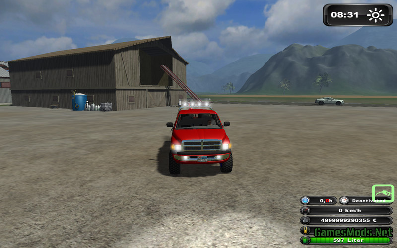 Dodge Trucks Farming Simulator 2013 Mods