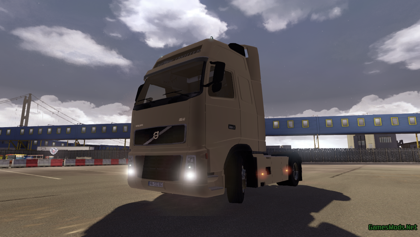 Volvo Truck Driving Simulator Demo Download