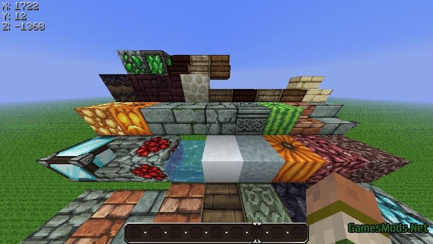 Minecraft Dokucraft 1.3.1