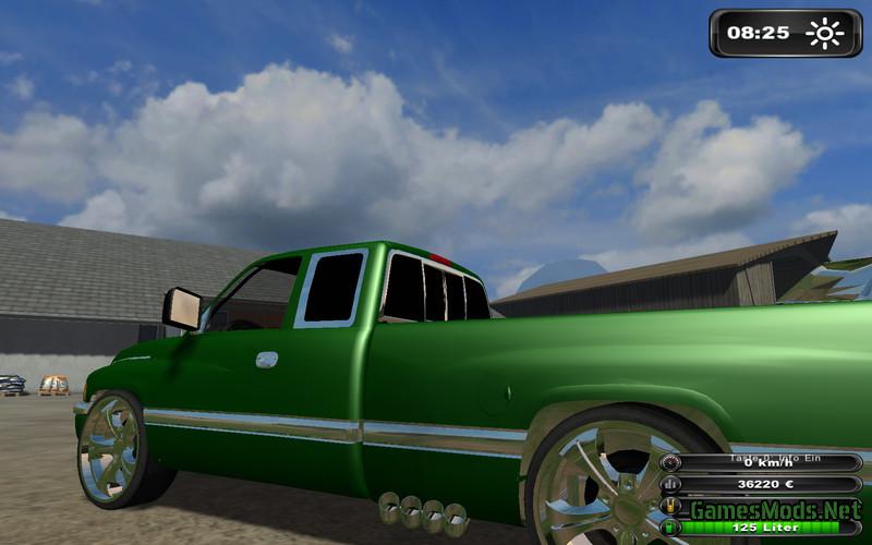 Ram Srt 10 >> Dodge_Ram_SRT10 V 1.0 » GamesMods.net - FS17, CNC, FS15, ETS 2 mods