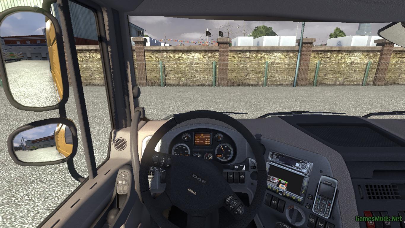 DAF XF REAL LOGOS V1.0 » GamesMods.net - FS19, FS17, ETS 2 ...