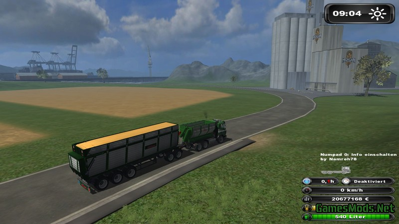 NF Trailer Multifruit 3-Axle Dolly And Packing By Namreh V 1 The Last