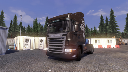 Scania R420 Highline Versão 1.5.0 By Blade1974