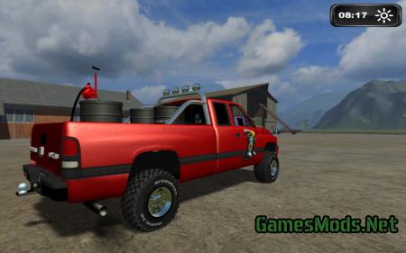 Dodge Ram Full V 1 0 187 Gamesmods Net Fs17 Cnc Fs15