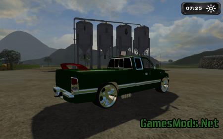 Dodge Ram Srt10 V 1 0 187 Gamesmods Net Fs17 Cnc Fs15