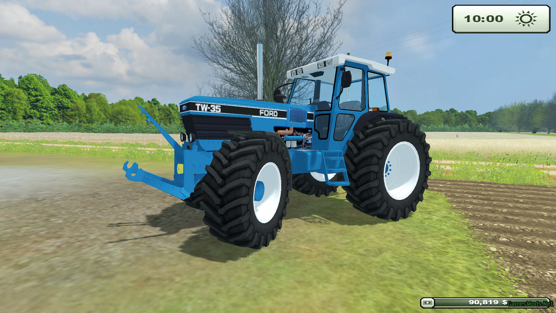 Ford Farming Simulator 2015 Ford Tw35 Farming Simulator