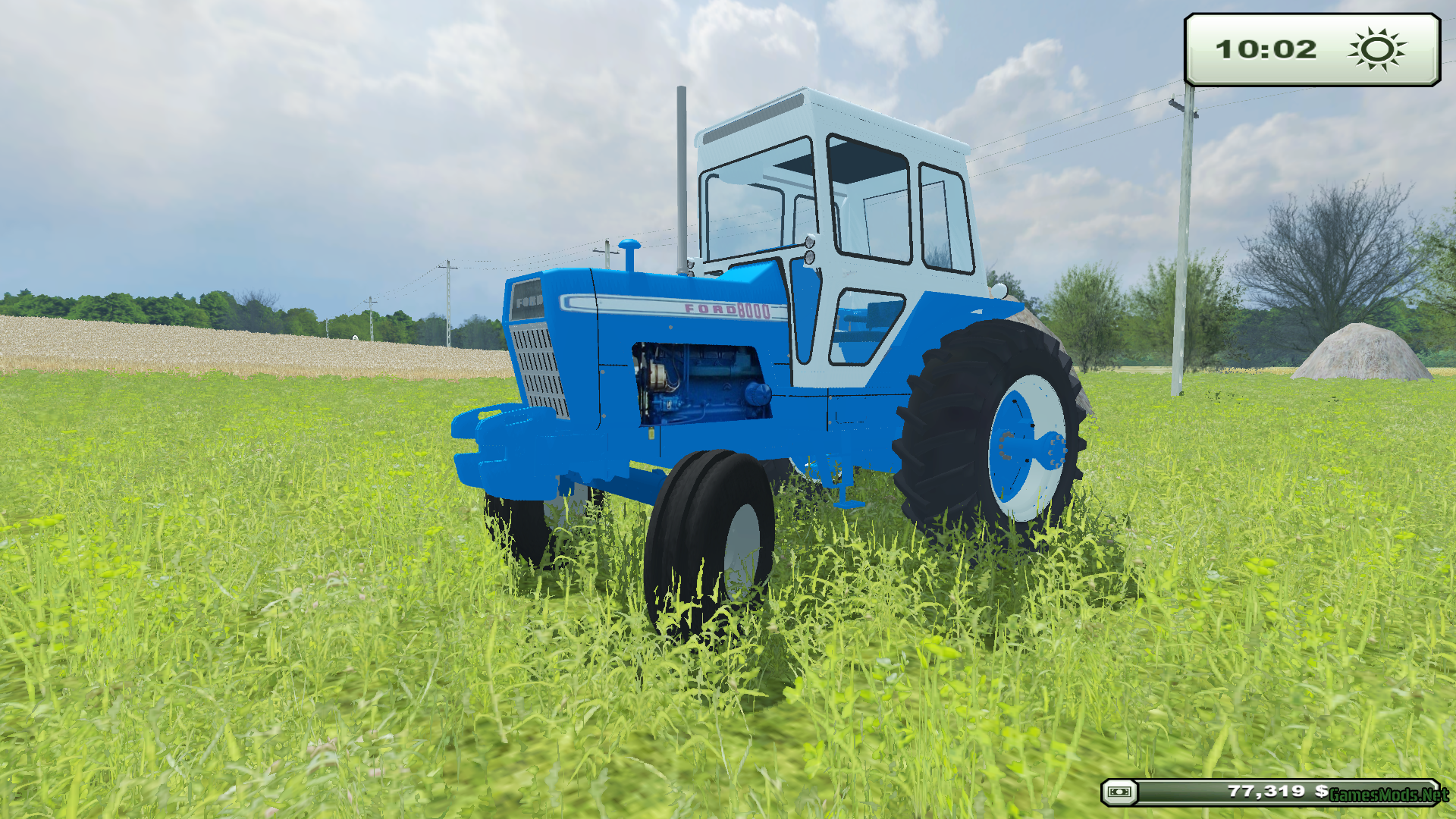 Ford Farming Simulator 2015 Ford 8000 Farming Simulator