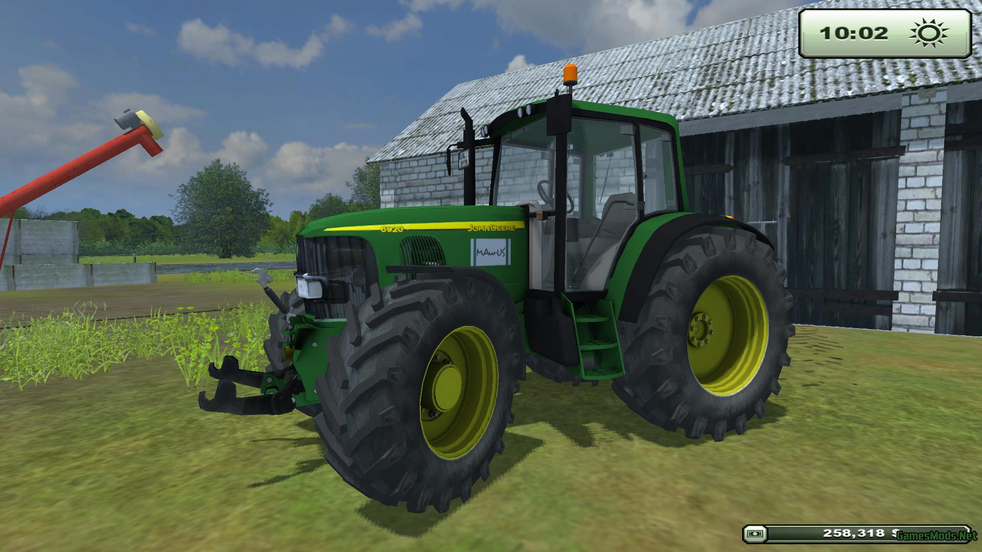 John Deere Farming Simulator 2013