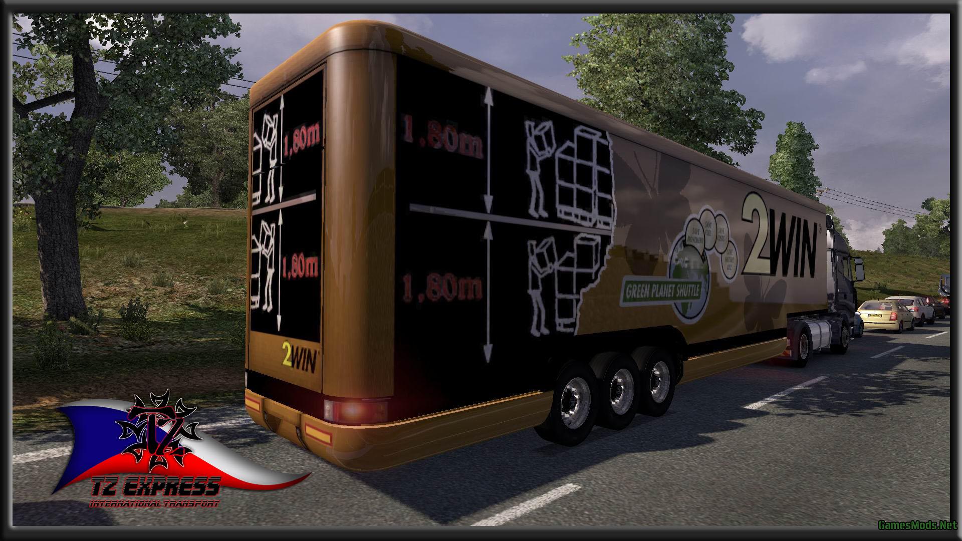 Euro Truck Simulator 2 ENS RUS 2013 წლ