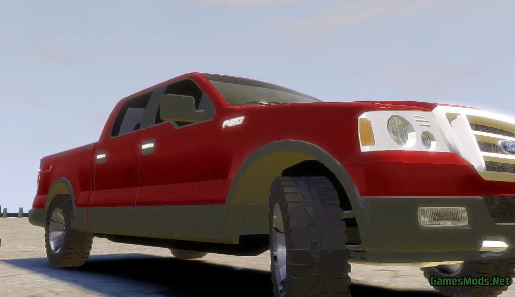 Ford F150 Fx4 Offroad V2 0 187 Gamesmods Net Fs17 Cnc Fs15 Ets 2 Mods