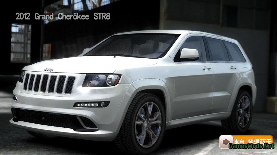 2012 Jeep Grand Cherokee SRT8 *updated* » GamesMods.net ...