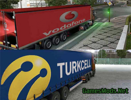 Turkcell and Vodafone trailers