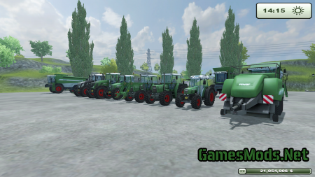 Fendt Package 2009