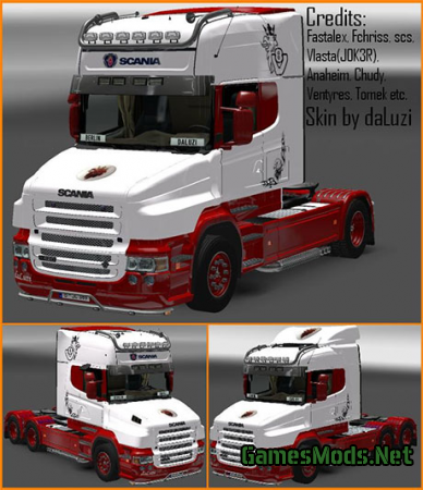 Scania T620