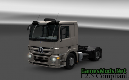 MB Actros Compliant 1.2.5