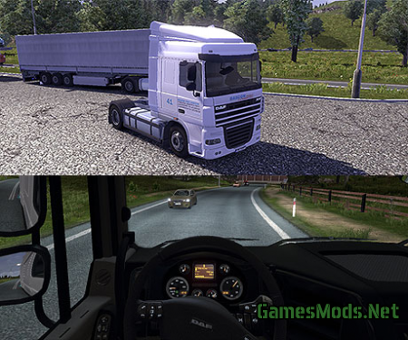 DAF XF improvement