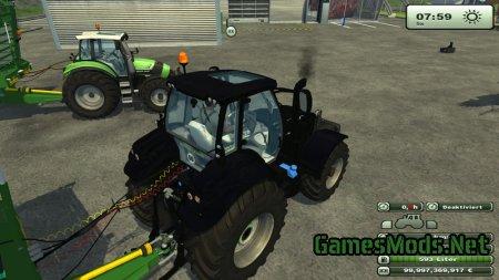 Deutz Agrotron 7250 BB