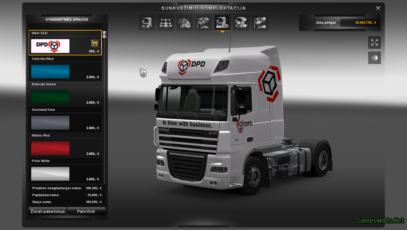 Euro Truck Simulator 2 ets2 mods » Page 598