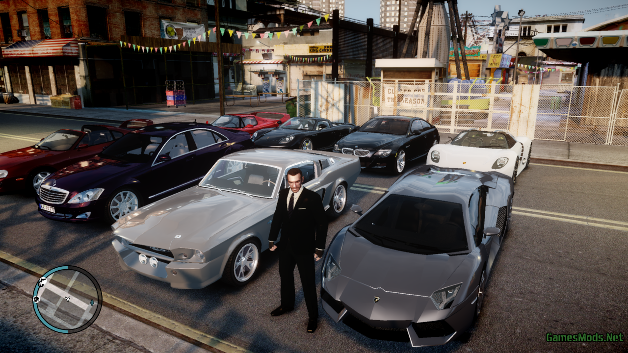 realistic car pack v4 gta iv gta iv cars