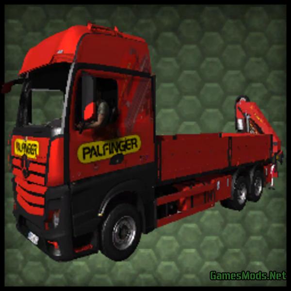 Actros Palfinger Pk 34002 Sh V 1 0 187 Gamesmods Net Fs17