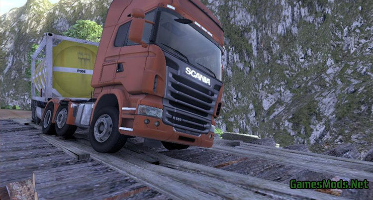 America Map V12 » Gamesmods Fs17 Cnc Fs15 Ets 2 Mods: America Map For Euro Truck Simulator 2 At Usa Maps