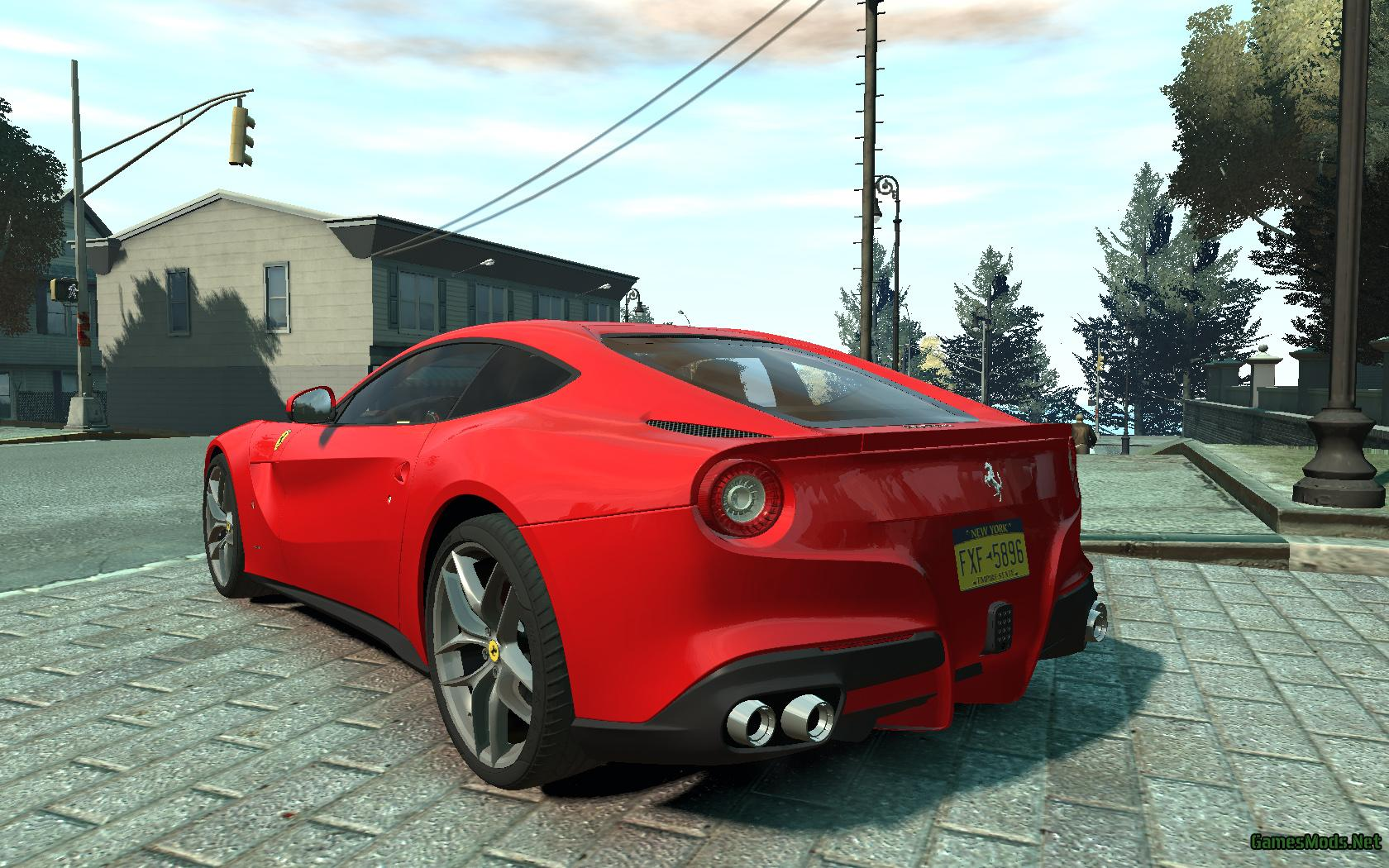 Parts For Cars >> 2013 Ferrari F12berlinetta [EPM] » GamesMods.net - FS17, CNC, FS15, ETS 2 mods