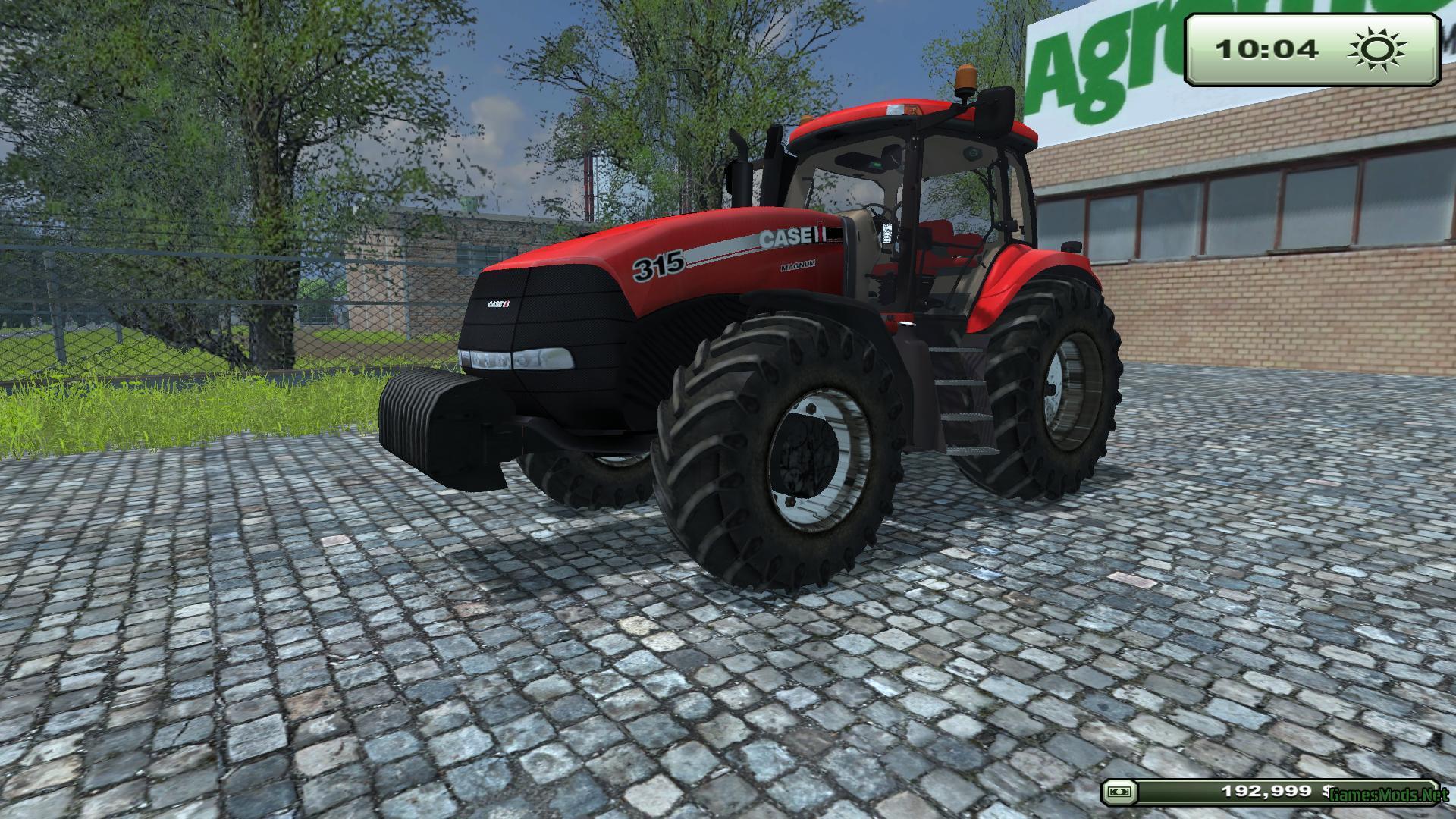 Farming Simulator 2013 Case