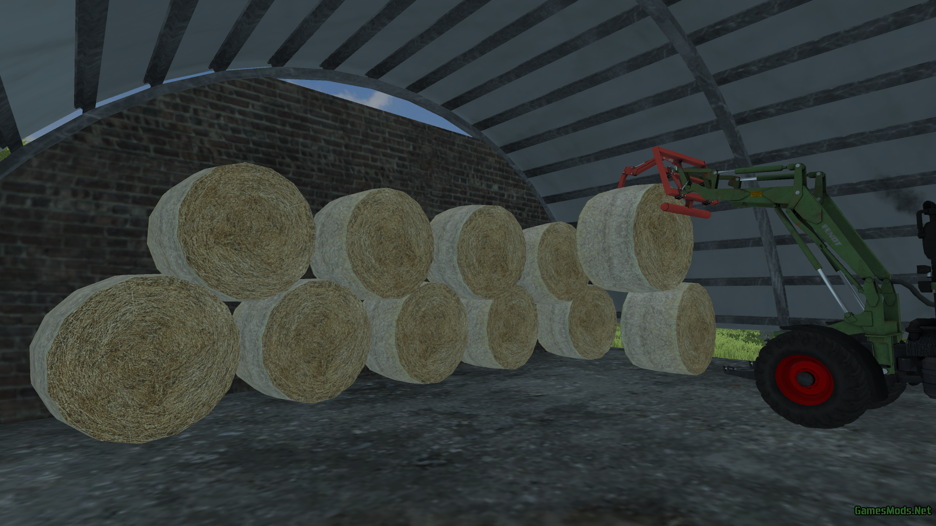 how to make hay in farming simulator 2013
