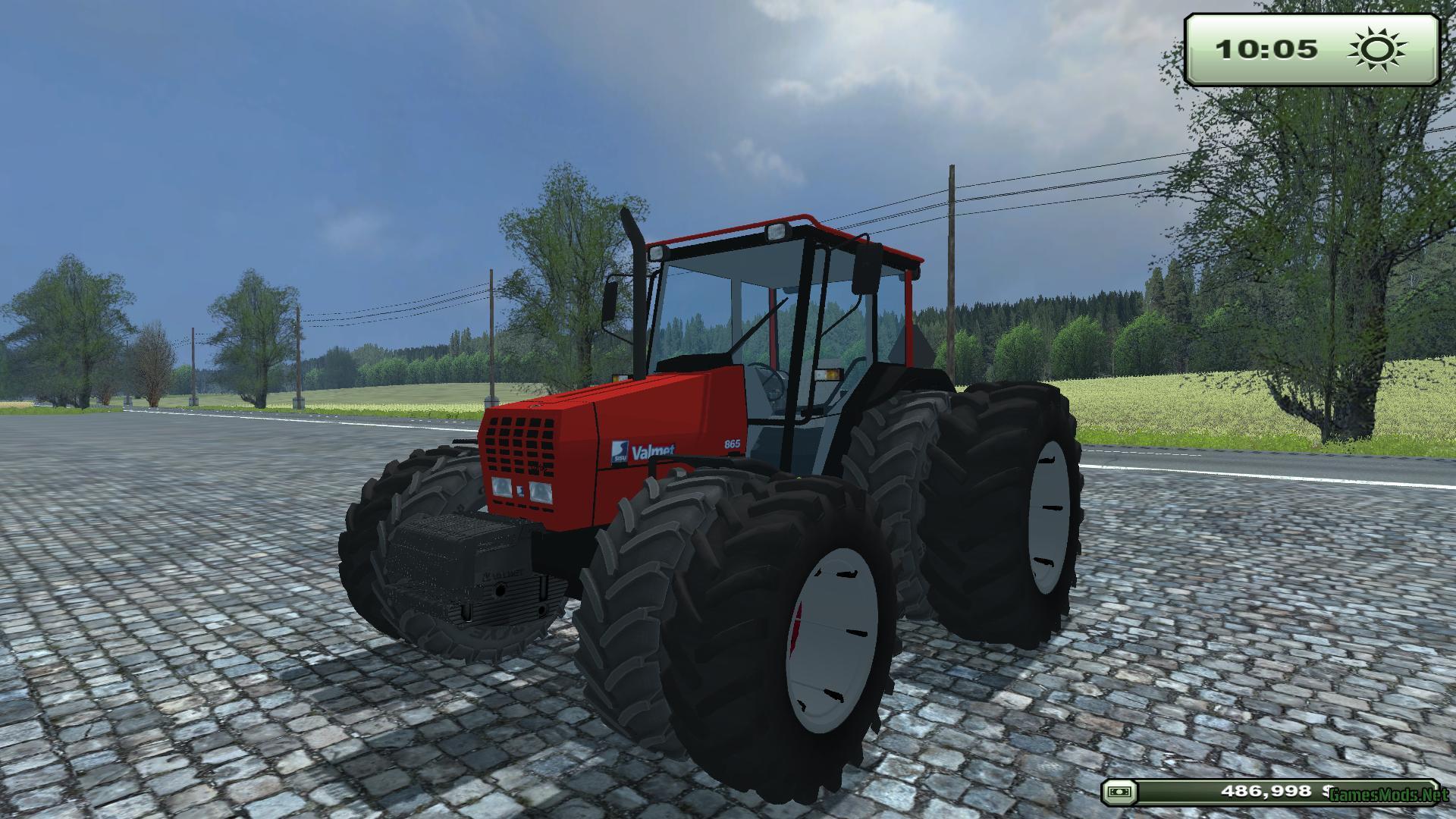 Farming Simulator 2013 Tractors