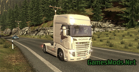 Scania r730 EVO BETA