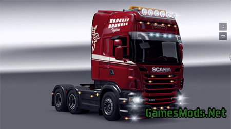 Scania R reworked 1.2.5.1