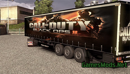 Call Of Duty trailer