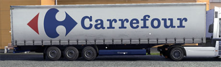 Carrefour trailer