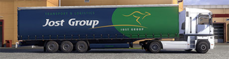 Jost Group trailer