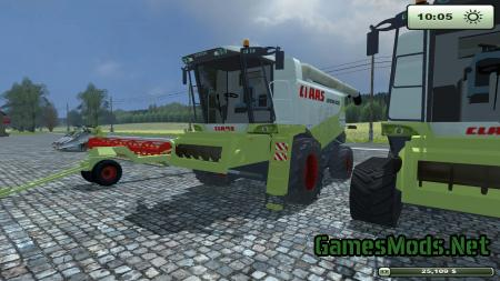 Lexion 600 Package v1.0