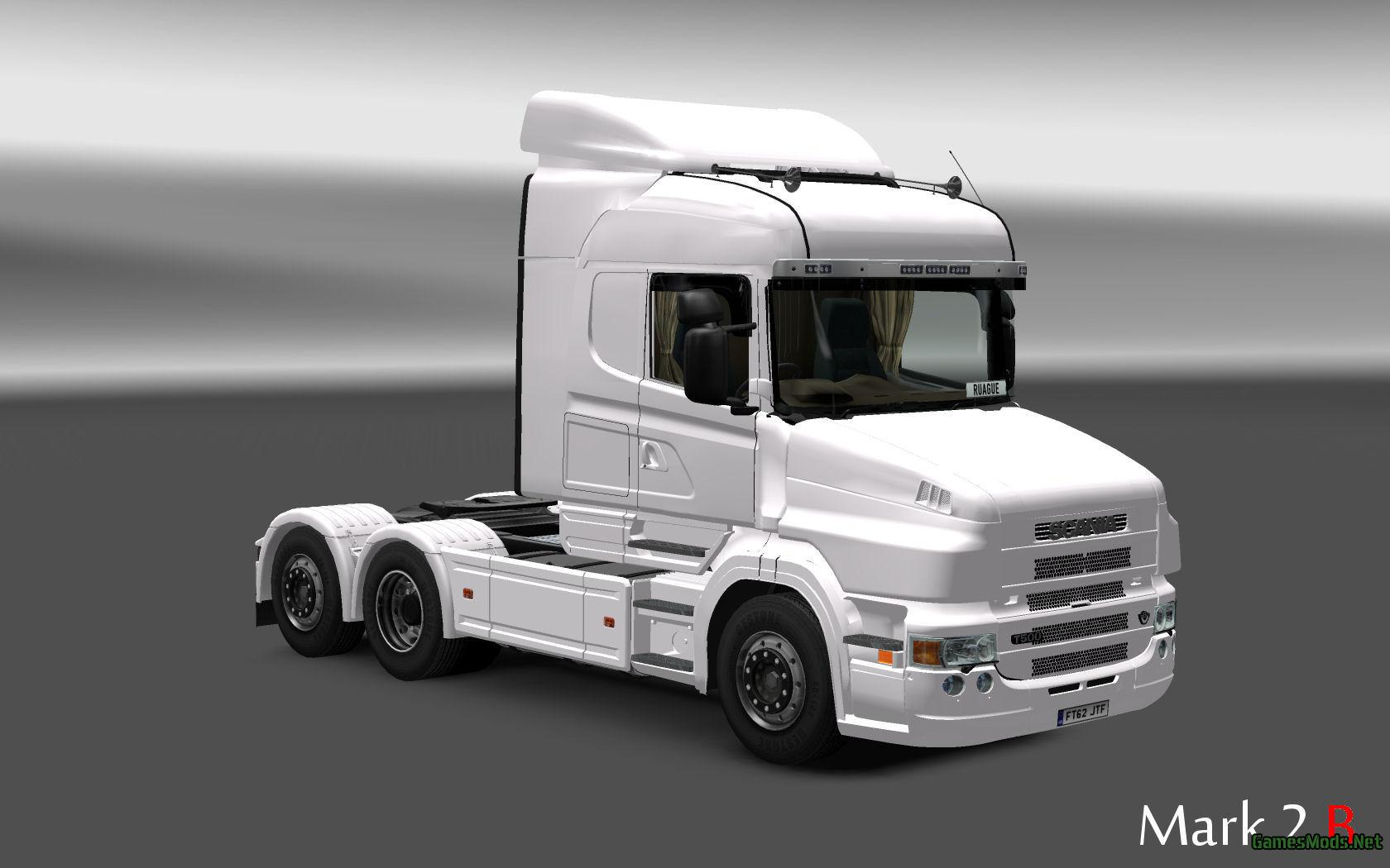 Scania T500 Version 2