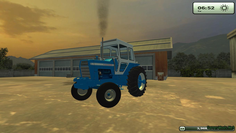 Farming Simulator 2013 Truck Ford