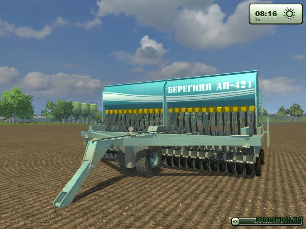 Farming Simulator 2013 Seeder Mods