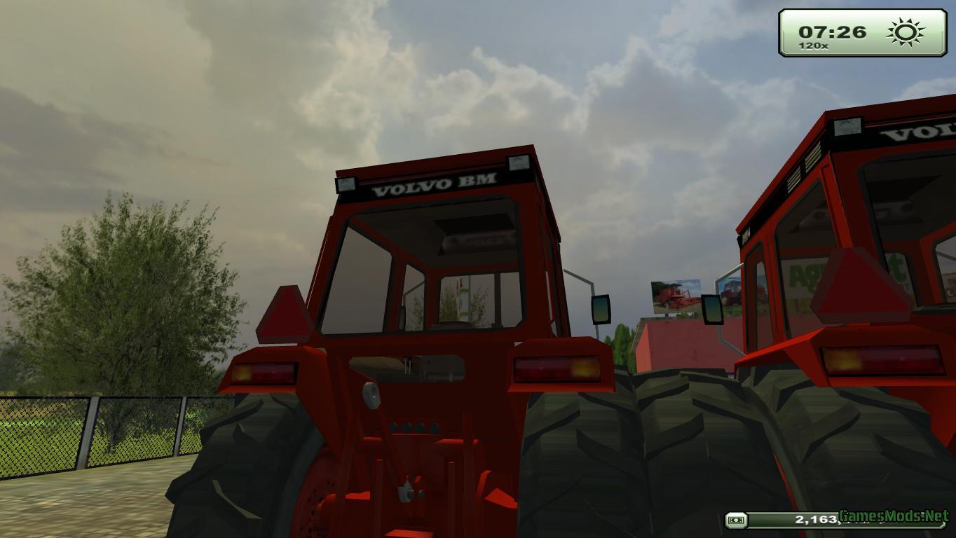 Volvo BM pack » GamesMods.net - FS19, FS17, ETS 2 mods