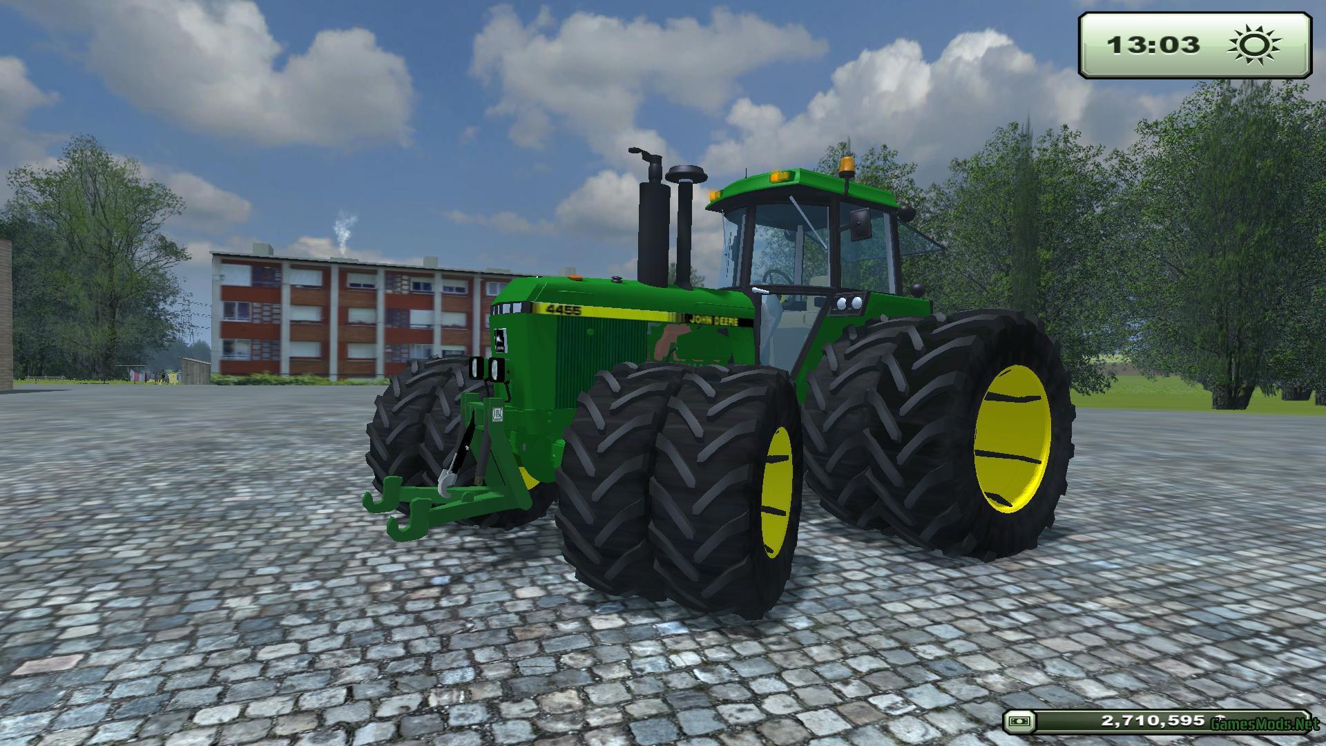 Farming Simulator 2013 John Deere Tractors