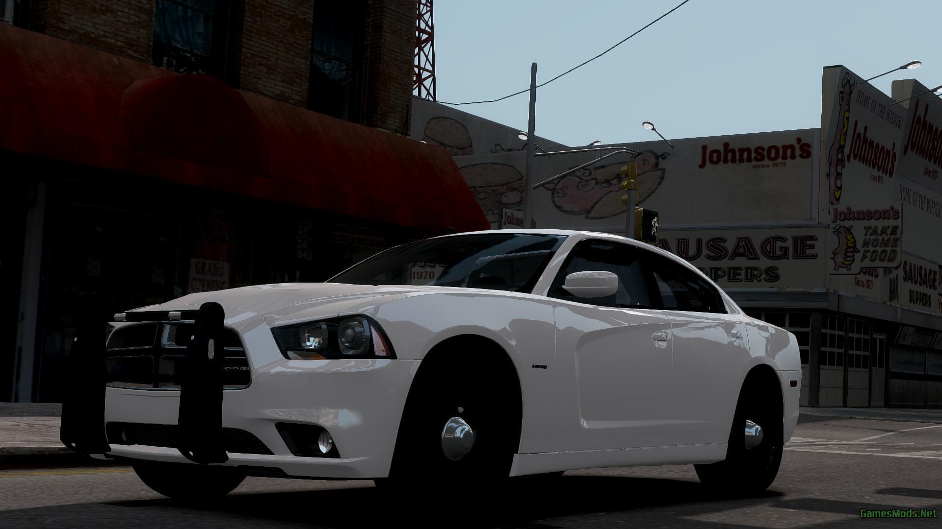 2011 Dodge Charger R T Max Fbi Els 187 Gamesmods Net