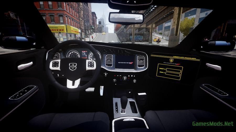 2011 Dodge Charger R T Max Fbi Els 187 Gamesmods Net Fs19