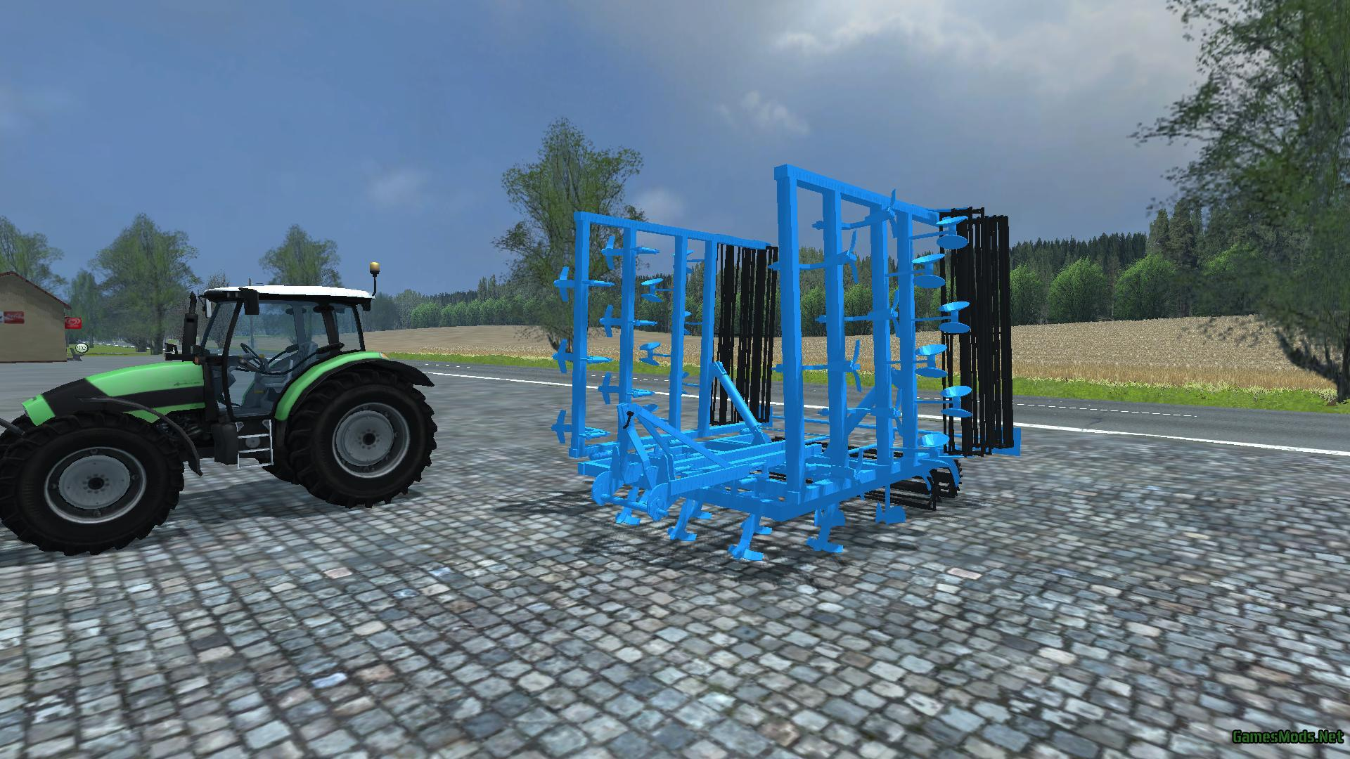 farming simulator 2013 horseshoe map
