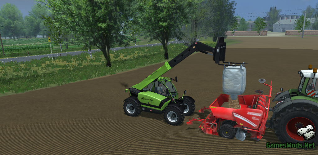 Big Bag By Siwus » GamesMods.net Farming simulator, Euro Truck
