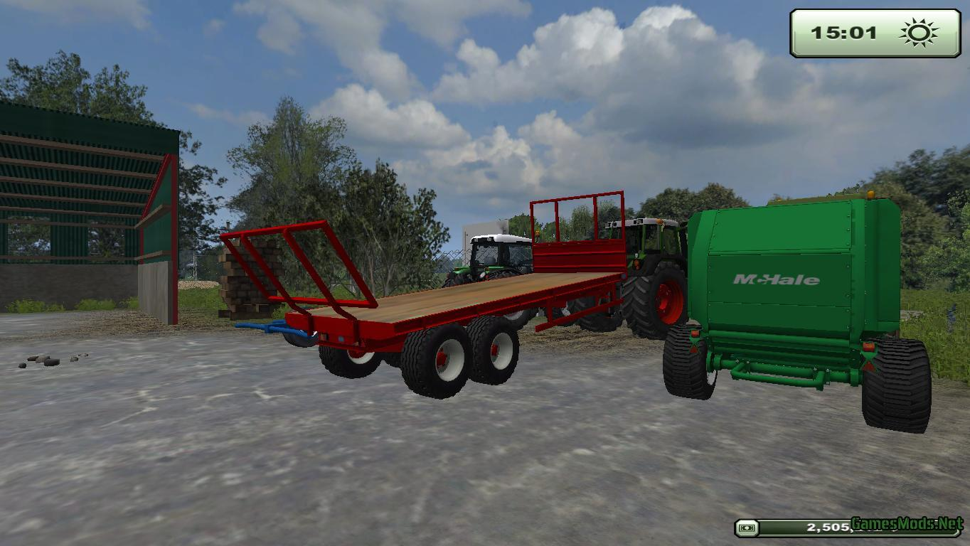 Farming Simulator 2013 Mods Pickup Truck