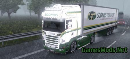 Soonius Transport Skin Pack