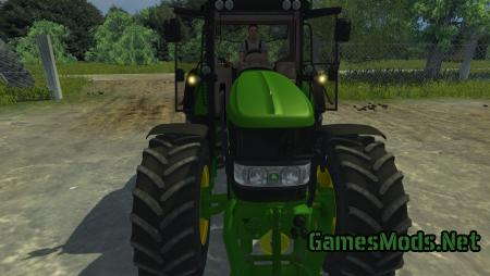 JD 6630 Premium » GamesMods.net - FS19, FS17, ETS 2 mods